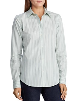 Ralph Lauren - Striped Button-Down Cotton Shirt