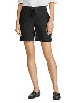 Ralph Lauren - Linen Drawcord Shorts