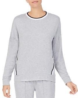 Donna Karan - Long Sleeve Top