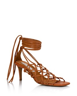 Stella McCartney - Women's Cage High-Heel Sandals