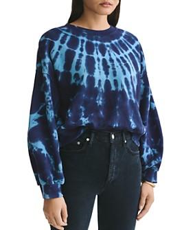 AGOLDE - Tie-Dye Sweatshirt