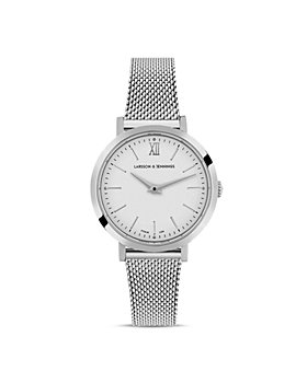 Larsson & Jennings - LJXII Mesh Bracelet Watch, 26mm