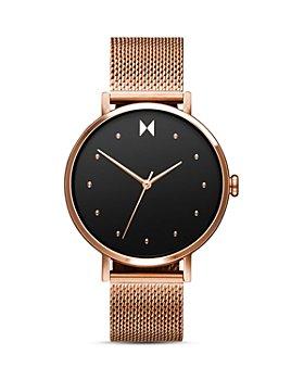 MVMT - Dot Spark Mesh Bracelet Watch, 36mm