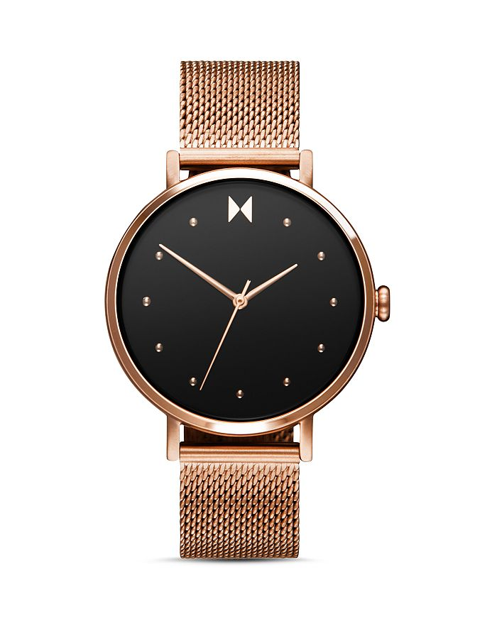MVMT - Dot Spark Mesh Bracelet Watch, 36mm