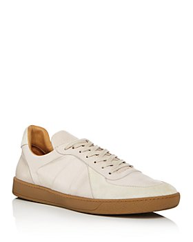 John Varvatos Collection - Men's Keap Court Leather Low-Top Sneakers