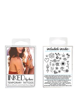 Inked by Dani - Temporary Tattoos - Flower Child Pack