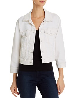 7 For All Mankind - Denim Jacket in Sunset Boulevard