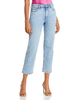 PAIGE - Vintage Noella Ankle Straight Jeans in Liza