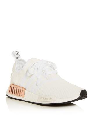 Adidas NMD R1 W Sun GlowWhite Coral BY3034 Women's Size 7.5