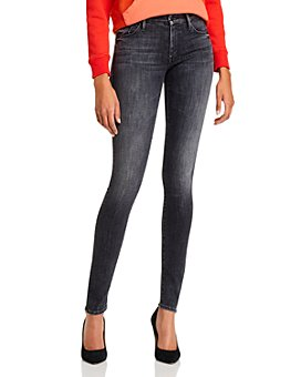 MOTHER - The Looker Skinny Jeans in Nightowl