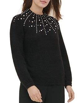 Calvin Klein - Embellished Sweater
