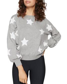 Spiritual Gangster - Block Party Star Sweater
