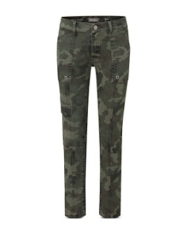 DL1961 - Boys' Brady Slim Straight Camo Print Jeans - Big Kid