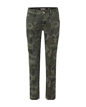 DL1961 Boys' Brady Slim Straight Camo Print Jeans - Big Kid