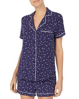 kate spade new york - Dot Short Pajama Set