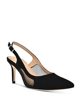 Joan Oloff - Women's Dance Slingback Pumps