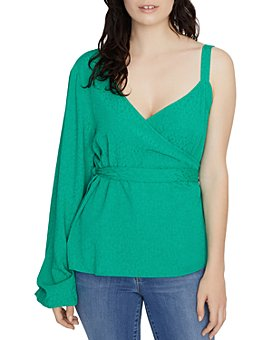 Sanctuary - Dani One-Shoulder Wrap Top