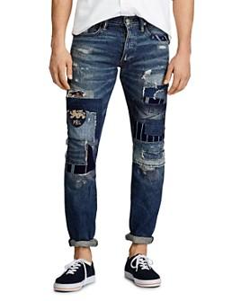 Polo Ralph Lauren - Varick Slim Straight Jeans