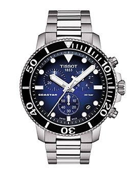 Tissot - Seastar Chronograph, 45.5mm