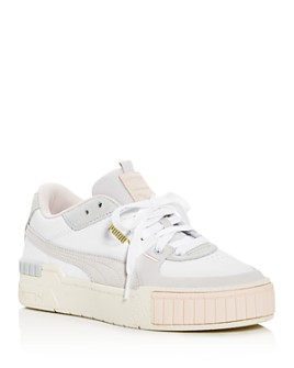 PUMA - Women's Cali Sport Mix Low-Top Sneakers