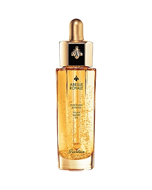 What It Is: An oil that offers the skin all the power of Guerlain-exclusive ingredients: Ouessant Black Bee Honey and exclusive Royal Jelly. What It Does: This revolutionary formula combines the power of a serum, the richness of an oil and the freshness of a lotion. Skin appears instantly smoother, plumper and revitalized. Replenishing micro-drops of oil are released at the very last minute, leaving the complexion looking radiant. Skin feels incredibly silky and baby-soft to the touch. Key Ingre