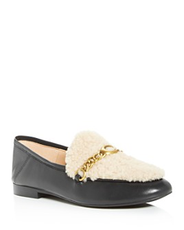 COACH - Women's Helena Shearling Convertible Loafers