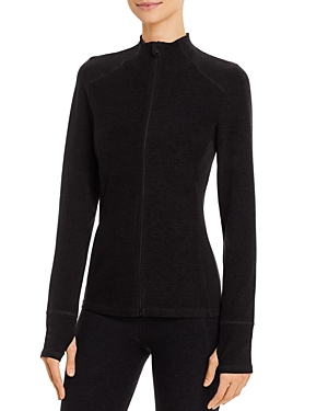Beyond Yoga Fitted Space-Dye Jacket-Women
