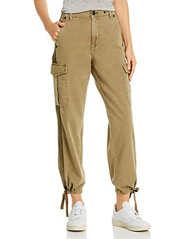 rag & bone - Super High-Rise Cargo Pants - 100% Exclusive