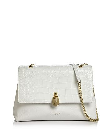 Ted Baker - Mayya Padlock Shoulder Bag