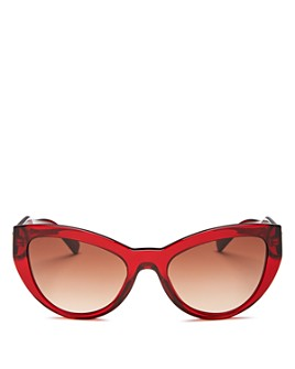 Versace - Women's Medusa Cat Eye Sunglasses, 53mm