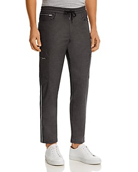KARL LAGERFELD PARIS - Zip Slim Fit Cargo Pants