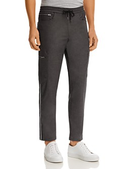 KARL LAGERFELD PARIS - Zip Slim Fit Cargo Pants
