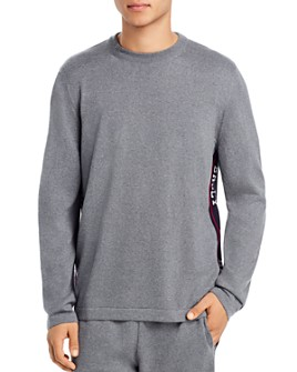 Bally - Side-Stripe Wool Sweatshirt