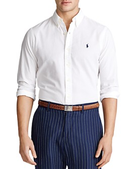 Polo Ralph Lauren - Classic Fit Seersucker Shirt