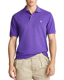 Polo Ralph Lauren - Polo Classic Fit Mesh Polo Shirt