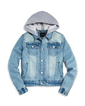 Joe's Jeans - Boys' Hooded Denim Jacket, Little Kid - 100% Exclusive