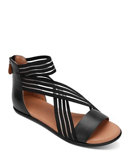 Gentle Souls by Kenneth Cole - Women's Break Mesh Sandals