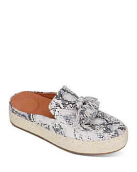 Gentle Souls by Kenneth Cole - Women's Rory Espadrille Platform Mules