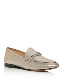 COACH - Women's Helena Convertible Almond-Toe Loafers