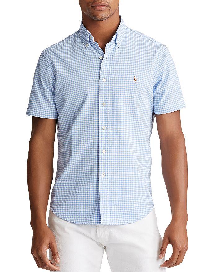 Polo Ralph Lauren - Classic Fit Short-Sleeve Button-Down Shirt