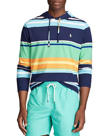 Polo Ralph Lauren - Striped Hooded Tee
