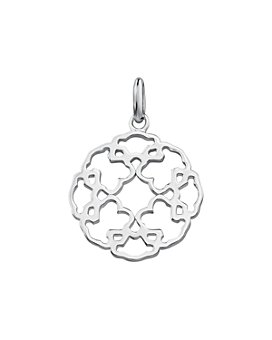 TOUS - Sterling Silver Mosaic Pendant