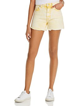 7 For All Mankind - Cutoff Denim Shorts