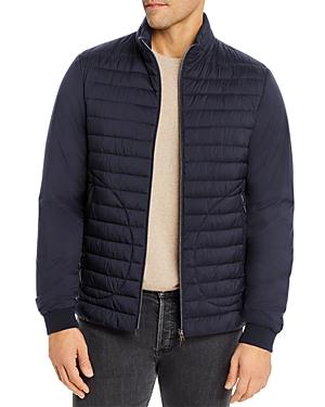 Herno Matte Lightweight Puffer Jacket