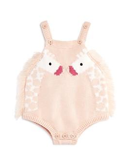 Stella McCartney - Girls' Knit Giraffe Bodysuit - Baby