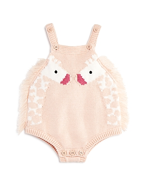 Stella McCartney Girls\\\' Knit Giraffe Bodysuit - Baby