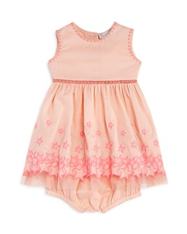 Stella McCartney - Girls' Embroidered Star Dress & Bloomers Set - Baby
