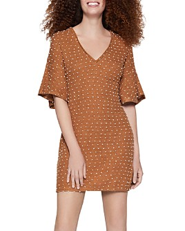 BCBGENERATION - Bell-Sleeve Mini Dress