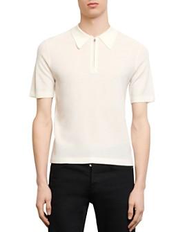 Sandro - Ralf Polo-Style Sweater