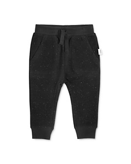 Miles Baby - Boys' Speckle Print Jogger Pants - Baby